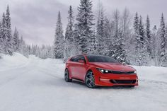 The all new 2016 Kia Optima Sportspace Concept will be heading to the Geneva Auto Show as the concept of the next Optima! Click here to read more!