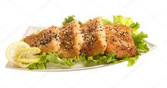 Afbeeldingsresultaat voor Geroosterde vis