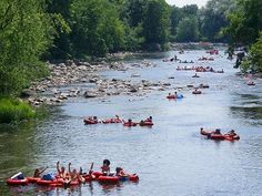 What do you get when you combine two really fun activities? A really, really, really fun day! Join us for a morning of tubing down the Delaware River and an afternoon of gourmet picnics and wine tastings at Crossing Vineyards in Bucks County.