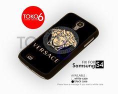 AJ 3668 Versace Wood Pattern - Samsung Galaxy S IV Case | toko6 - Accessories on ArtFire