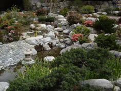 James Irvine Japanese Garden of Los Angeles