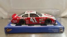 Winners Circle Nascar Action #41 Dodge Car 1:24 Target Jimmy Spencer Collectible #WinnersCircle #Dodge