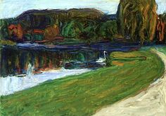 Evening Sketch Wassily Kandinsky - 1901