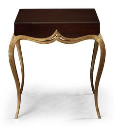 Use it as an end table or a bedside table. Crafted from solid and veneered mahogany w/delicate sabre legs. (Finish: Java Cafe' Varnish/Renaissance Gold) by Christopher Guy. Classic Furniture, Find Furniture, Accent Furniture, Furniture Plans, Contemporary Furniture, Luxury Furniture, Furniture Design, Diamond Furniture, Furniture Market