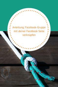In diesem Blogbeitrag erfährst du, wie du deine Facebook-Gruppe mit deiner Facebook-Seite verknüpfst und welche Vorteile dir das bietet.