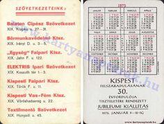 1975 - 1975_0582 - Régi magyar kártyanaptárak
