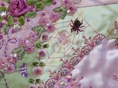 Crazy Quilt Spider Web | Recent Photos The Commons Galleries World Map App Garden Camera Finder ...