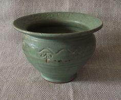 Green Bowl By Vladas Rukša