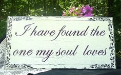 Hand Painted Wedding Sign I have found the one my by tcart2010, $49.00