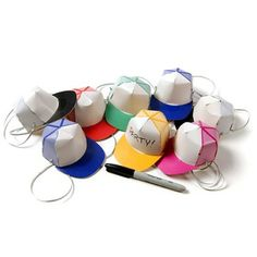 Partyhattar - Awesome Party Hats (8-pack)