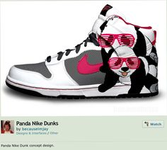 buy popular 6bd6b 00081 Panda Nike Dunks - Concept Shoes