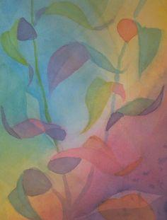 9th Grade Watercolor Study