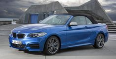 The German company has officially premiered the BMW 2-Series Convertible 2015, which has long been rumored, and the image which was hunted by.