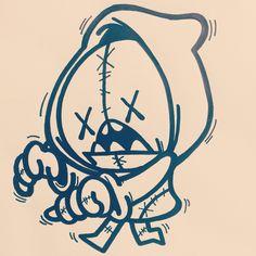 Graffiti Character Tattoo Designs