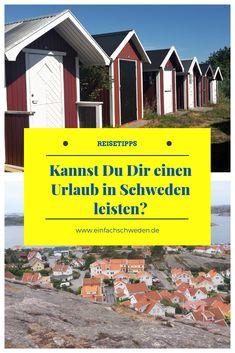 Was kostet eigentlich ein Urlaub in Schweden? Und ist dieser wirklich so teuer, wie es immer scheint? Ich zeige Dir, was ich für meine Woche Schweden-Urlaub ausgegeben habe und womit Du ungefähr rechnen musst. #einfachschweden #urlaubinschweden #urlaub #urlaubskasse #schweden #urlaubskosten Visit Sweden, Reisen In Europa, Stockholm, Scandinavian, Desktop Screenshot, Lights, Tricks, German, Travel