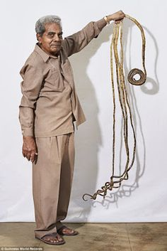 PHOTOS VIDEO: Meet Man With Worlds Longest Fingernails He Hasnt Cut For 62 Years