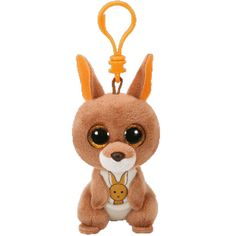 Kipper the Kangaroo Clip is an adorable adornment for backpacks, messenger bags, and anything else that could use a little extra cuteness. Kids Toy Store, New Kids Toys, Ty Babies, Baby Kids, Ty Beanie Boos Collection, Ty Peluche, New Beanie Boos, Ty Boos, Beanie Buddies
