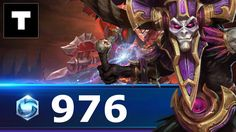 Heroes of the Storm 976 Old Nazeebo - Dragon shire! Gameplay