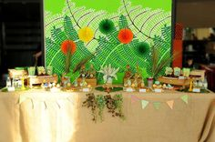 Dinosaurs Birthday Party Ideas | Photo 2 of 24