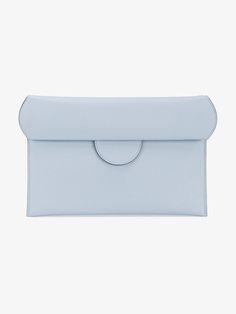 ROKSANDA FOLD-OVER CLUTCH BAG. #roksanda #bags #leather #clutch #lining #hand bags #