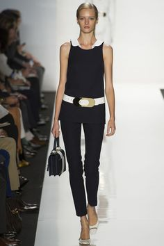 Michael Kors Spring 2013 Ready-to-Wear Collection Slideshow on Style.com