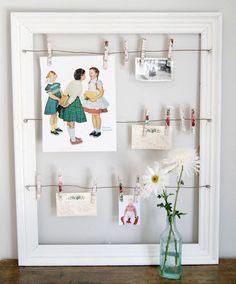 ideias simples de decoração reciclados