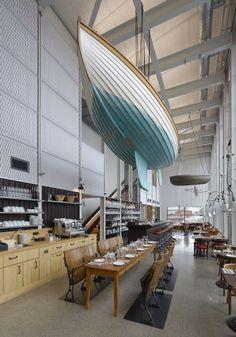 Oaxen restaurant Stockholm | Remodelista
