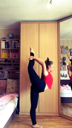 #cheer #passion #needle #workout