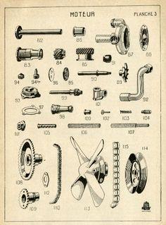 Motor Parts Catalog