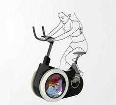 #bicicleta #lavadora