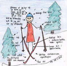 Skiegenskaper