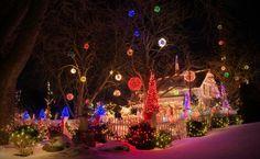 christmas-lawn-lighting-ideas