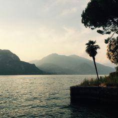 Lake Como near Bellagio