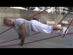 Playground Workouts You Can Do Almost Anywhere