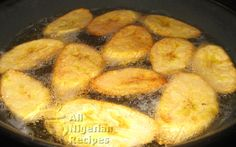 Tips on How to Fry Perfect Golden Plantains (Dodo) - All Nigerian Recipes Blog