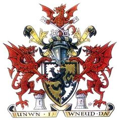Coat of Arms | The Coat of Arms for Denbighshire