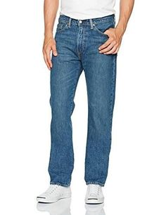 Levi's Men's Made in The USA 505 Regular Fit Jean