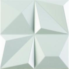 装飾タイル「Shapes Multishapes White」