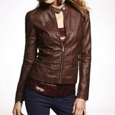 My next leather jacket, to the other 5 I already have #excess