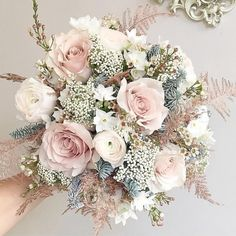 Hottest 7 Spring Wedding Flowers to Rock Your Big Day---elegant bridal wedding bouquets with peonies and roses, spring wedding flowers, diy wedding bouquet on a budget flowers bouquet Hottest 7 Spring Wedding Flowers to Rock Your Big Day Spring Wedding Bouquets, Diy Wedding Bouquet, Spring Bouquet, Bride Bouquets, Floral Wedding, Spring Weddings, Vintage Wedding Bouquets, Wedding Favors, Country Wedding Bouquets