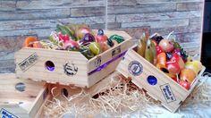 Frutas selecionadas do pomar de preciosidades. confira!