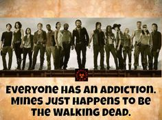 Yup!!!!!!!!!!! .I cannot wait till tonight. The walking dead ...♡♥♡♥
