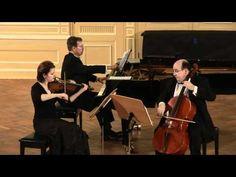 J. Higdon - Piano Trio - Pale Yellow  St. Petersburg Rimsky-Korsakov State Conservatory
