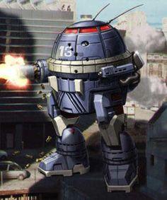 """BattleTech: UrbanMech or """"Urbi"""""""