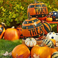 Collection of spooky outdoor Halloween decorations is a great place to start to make your house the spookiest on the street. DIY Halloween Outdoor decoration ideas are inexpensive and will welcome trick- or- treat guests in style. Halloween Cans, Fairy Halloween Costumes, Outdoor Halloween, Halloween Night, Holidays Halloween, Halloween Pumpkins, Happy Halloween, Halloween Ideas, Halloween Party