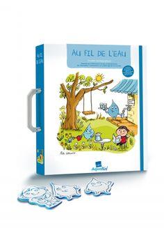 Dossier pédagogique pour l'enseignant en maternelles. Disponibles à la demande.