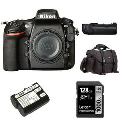 Nikon D810 FX-format Digital SLR Camera Body with 18-140mm Lens   Nikon MB-D12 Multi Battery Power Pack and Accessories ** Check out the image by visiting the link. (This is an Amazon Affiliate link and I receive a commission for the sales)