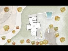 Site plan in photoshop Architecture Site Plan, Architecture Visualization, Landscape Architecture, No Photoshop, Photoshop Tutorial, Traditional Paint, Color Picker, Make Color, Old Master