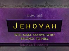 """Isaiah 43:12-""""'You are my witnesses,"""" declares Jehovah, """"and I am God.'"""" We proudly bear God's name! www.jw.org"""