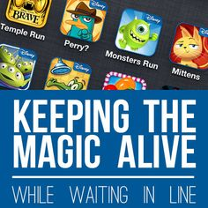 Keeping the Magic Alive While Waiting in Line   Capturing Magic